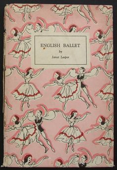 King Penguin 20 • ENGLISH BALLET • Author: Janet Leeper • Spine note: The King Penguin logo on spine wears a dress • Date Published: December 1944 • #NEED