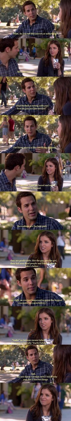 Pitch Perfect; One Of The Best Scenes