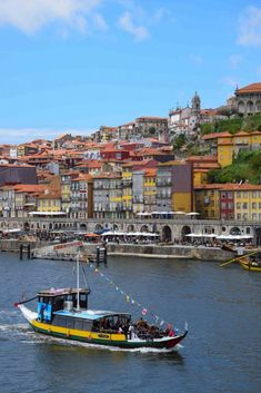 Porto, Portugal: A Travel Guide  #travel #portugal #porto