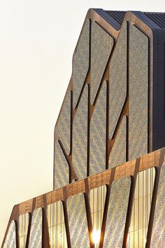 Court Of Justice. Hasselt, Belgium by J. MAYER H. Architects