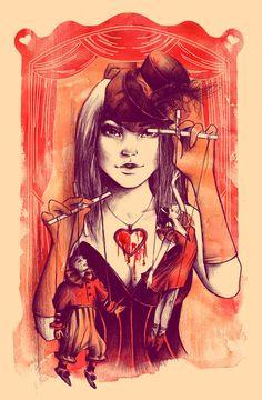 Illustrious: Strings Attached, Nanda Correa