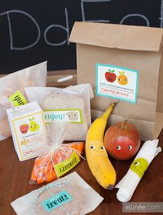 Free  printable lunch box stickers