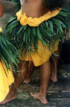 <3 Tahitian Dance