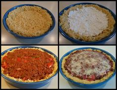 Mennonite Girls Can Cook: Spaghetti Pie