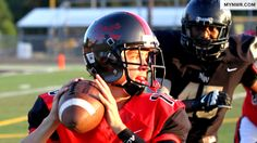 High school quarterback plays for opposing team in act of sportsmanship