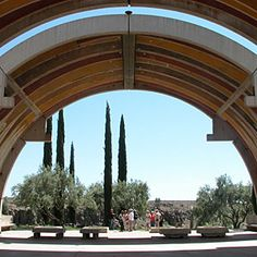 Arcosanti Accommodations - Mayer, AZ