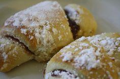 Nutella Croissant Rolls