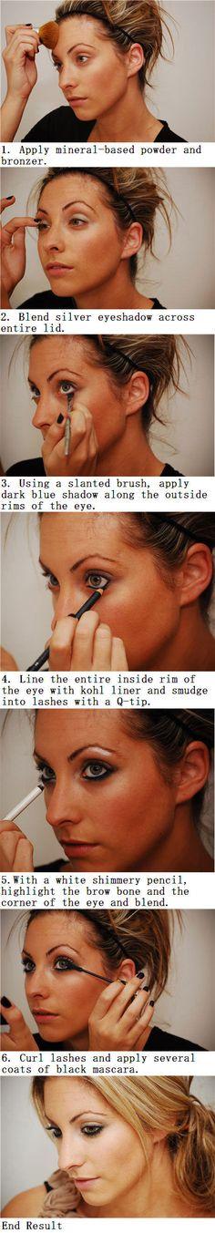 Smoky Eye - awesome makeup!