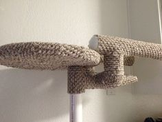 DIY Star Trek Cat Tree | The Mary Sue