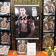 Masculinity #brunos #munich #michaelstokes #brunogmuender #gay #male #photography