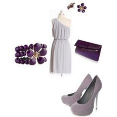 Outfit for Becca and AJ's Wedding