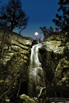 Wolf Creek Falls, Prescott, AZ
