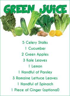 Juice Cleanse - Green Juice