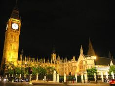 Big Ben and the Houses of Parliament, London