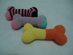 -Crochet Pet Toys
