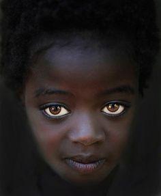 Ojos de inocencia
