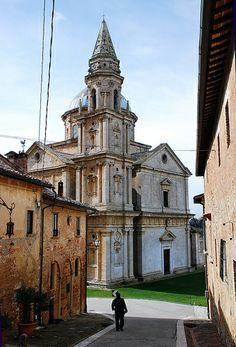 Montepulciano, Tuscany, Italy - San Biagio