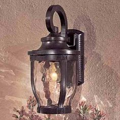 Merrimack Exterior Wall Mount Minka Lavery Wall Mounted Outdoor Outdoor Wall Lighting - $99