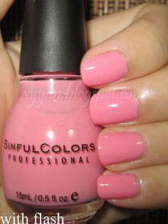 Sinful Colors - Beautiful Girl