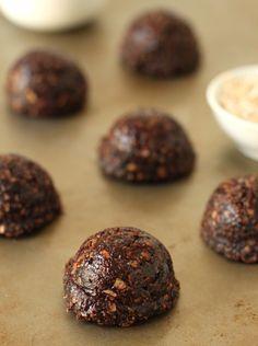 Gluten Free No Bake Chocolate Cookies