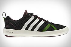 Adidas Climacool Boat Lace Shoes...cool shoe for fun in the water.