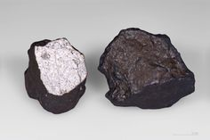 """Chelyabinsk meteorite fragment. Fragments of the meteorite that were first discovered at Lake Chebarkul. Type: Ordinary chondrite. Mona Evans, """"Galactic Winter Games"""" http://www.bellaonline.com/articles/art182620.asp"""