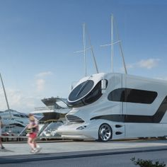 The world's most expensive RV $3,000,000