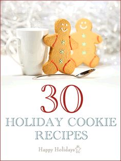 Holiday Cookie Recipes.
