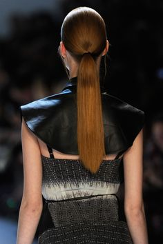 On the runway with #TRESemme at Designer #CharlotteRonson Fall 2012 Show - Mercedes Benz Fashion Week #hair #models #runway #NewYorkFashionWeek #beauty #hairstyling