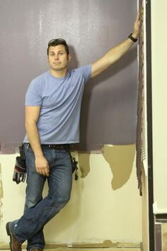 """Tom Bury -- Construction Manager from """"Restaurant Impossible"""""""