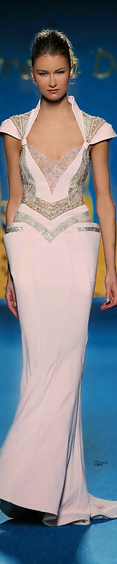 Mireille Dagher ● Couture SS 2014