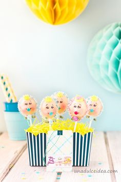 25 fabulosas ideas para tu Baby Shower | Blog de BabyCenter