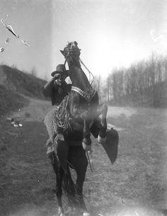 cowboy circa 1900