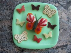 Butterfly Lunch crea