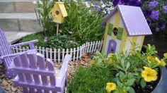 sweet fairy garden.....