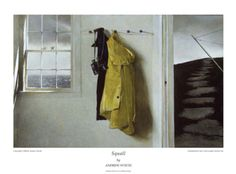 Squall Print by Andrew Wyeth at Art.com