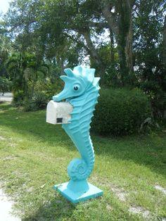Seashore Mailbox ~ Sanibel Island ~~~