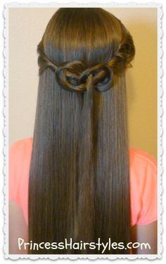 Kate Middleton #Hairstyle Tutorial