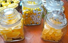 Hardly Housewives: A Bee-Themed Baby Shower