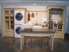 Martha Stewart Laundry Room