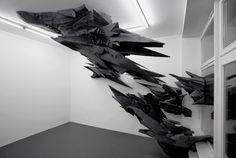 artists, sculptures, form, berlin, sonja vordermai, art silent, abstract sculpture, light, art instal