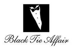 black tie affair ♥