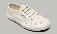 superga crochet