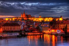 Prague - next year! Yeh baby. Timo Elliott Photography.