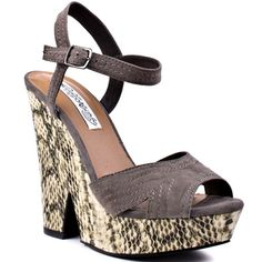 Fixation - Grey - Yvonne's #shoes