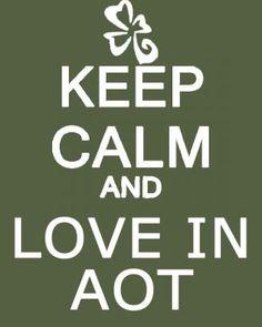 love in AOT