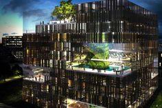 EcoCube, a mixed-use building for Oslo - Livegreen Blog
