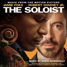 The Soloist (2009) … I can't say enough good things about this movie.  Jamie Foxx was AMAZING as Nathaniel Ayers, the schizophrenic cello prodigy who, after two years at Julliard, started to deteriorate mentally and found himself homeless.  Robert Downey, Jr. plays the L.A. Times columnist who sees a great story in Nathaniel.  He writes about him and befriends him along the way, as well.  This is based on a true story.