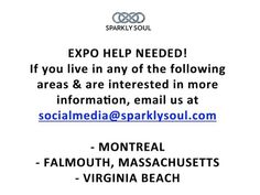 @sparklysoulinc is hiring for events in Montreal, Quebec, Falmouth, Massachusetts and Virginia Beach, Virginia! If you live in any of these areas or know any friends (tag them below) and would be interested in more information, email us at socialmedia@sparklysoul.com #jobs #hiring #sparklysoulheadbands #montreal #canada #quebec #falmouth #massachusetts #virginiabeach #virginia