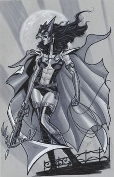 The Huntress by Michael Dooney